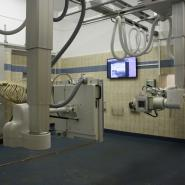 08.08.2017 Installation einer stationären Pferderöntgenanlage an der Universität Leipzig